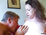 Bussinesman Seduced By Hot Mature Mom