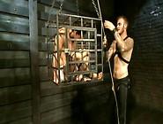 Bdsm Bondage Gay Boy Cage Boese Buben Berlin