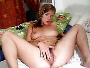 Seductive Babe With A Lovely Ass Gets Her Hairy Slit Licked