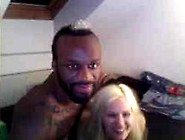 Webcam Amateur Black White Couple
