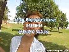 Amateur Creampies Mindy Main