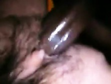 Hairy Pussy Creampied By Bbc Close Up