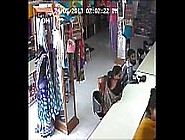 Lady Thieves In Shopping Mall