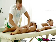 Teen Babe Full Body Massage