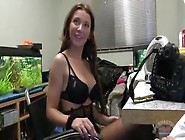 Julie Skyhigh Meets Mini Hotcore And Horny Guys In Spermastudio