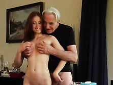 Ryan Conner Threesome And Amateur Wife Fucks Young Guy Minni