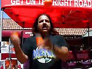 Ron Jeremy On Tour