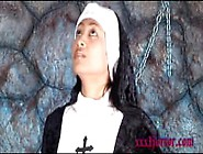 Xxxhorror - Kina Kai Vampire Horror Nun 1