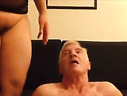 Puffy Mature Asian Gets Her Vagina Eaten