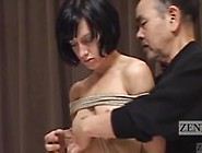 Cmnf Subtitled Japanese Nose Bdsm With Elise Graves