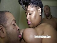 Bbw Banged By Bbc Redzilla N Papa