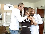 Horny Ava Devine Gets Gangbanged By Black Guys