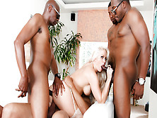 Holly Heart & Sean Michaels In Blacked Out #03,  Scene #01