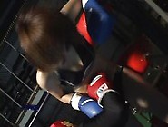 Woman Mixed Boxing