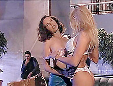 Asia Carrera Gets Undressed To Be A Part Of A Ffm Threeway