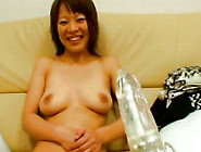 Dildo Loving Girl Asami Noda Playing In The Private Room