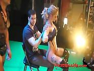 Caroline De Jaie Y Maxx Rajoy Public Fuck On Stage By Viciosillo