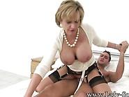 Adulterous Wife Fucks Huge Young Stud