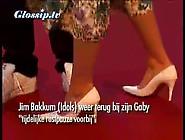 Nipple Slip Gaby Blaaser