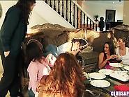 Very Must-See Threesome - Elexis Monroe,  Michelle Lay,  Sinn Sage