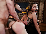 Dani Daniels Does Dirty Things And Then Gets Covered In Cock Cre