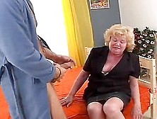 This Grandma Is The Best Cock Sucker On Earth