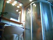 Hidden Spy Camera In Shower And Bathroom