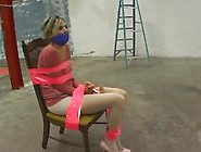 Jenny Bound And Gagged 5