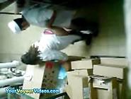 Funcionários Fudendo No Depósito