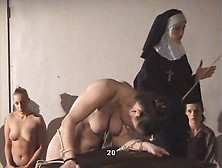 Whipped By Nun