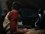 Caught Jerking,  Dude Get Fucked In Mall Parking Lot