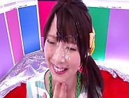 Ruri Nanasawa In Love Doppyun Aka Mega Facial Special Part 1. 2