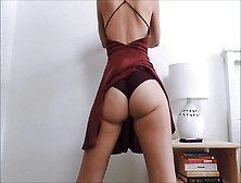 Whooty Beurette Girl Ass Twerking