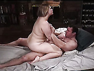 Magnificent Blonde Sexy Teen With Fat Ass Rides On A Dick Of A W