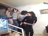 Iranian Girls Sexy Strip Dance