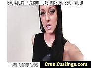 Sabrina Banks Supermodel Bdsm Casting
