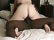 Chubby Mature Hooker Gets Her Cunt Slammed By My Black Buddy