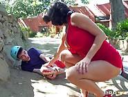 Veronica Avluv Getting Dick Drilled By Jordi El Nino Polla