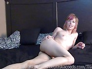 Highschool Student Doing First Porn In Her Parents Basement Real