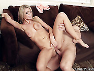 Amanda Tate With Small Booty And Smooth Twat And Horny Bang Budd