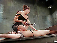 Raina Verene And Princess Donna Dolore In Wiredpussy Video