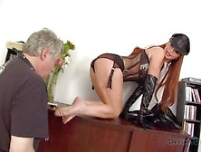 Mistress Taylor Wane Is In Charge Part 3