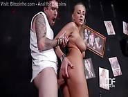 Seducing Young Girl Is Drilled In Asshole
