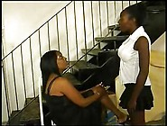 Spanking Ebony Kayla Xlx