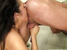 Big Tits Milf Loves To Give Rimjobs
