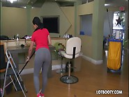 Youporn - Fat-Ass-And-Big-Natural-Tits-Latina-Maid-Kimmy-Kush