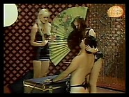 Vintage Femdom Spanking Of His Submissive Ass