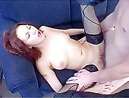 Crazy Amateur Record With Stockings,  Cunnilingus Scenes