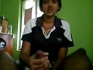 India Novinha Boa De Punheta