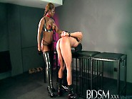 Bdsm Xxx Slave Boy Enjoys A Good Beating From His Dom Before Lic